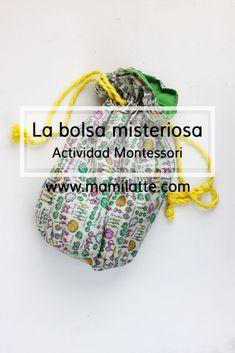 La bolsa misteriosa Montessori. – Mamilatte