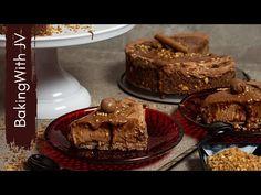 Το Choco Cheesecake που σας έδειξα στην Ελένη ❤️| Γιάννος Βαλιάνος |BakingWith JV - YouTube Mary Berry Desserts, Crazy Kitchen, Greek Recipes, Cheesecake, Make It Yourself, Chocolate, Cooking, Youtube, Food