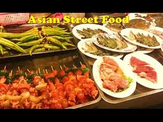 Asian Street Food, Fast Food in Asia, Cambodian Food in My Village #071