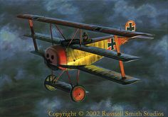 Russell Smith Aviation Art - 152/17