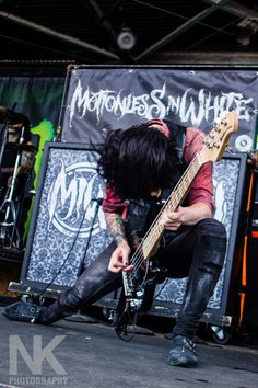 Motionless In White, Rock N Roll, Goth, Punk, Photography, Music, Sash, Gothic, Musica