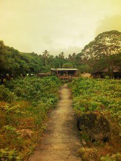 Hideaway resort, Eua, Tonga (not really a hotel or resort, more like eco tourism)