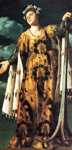 Alessandro Turchi, l'Orbetto (1578 - 1649) - Allegory of Hope, 1615-20