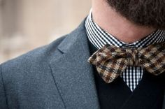 Bowties & plaid