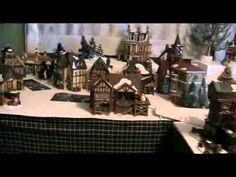 ▶ Placing The Lights in Your Dept 56 Display - Part 2 - YouTube