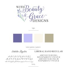 Autumn Lane Paperie - Business Branding - Brand Identity Idea - Brand Board - Brandboard - Graphic Design - Logo Design - Shabby Chic Rustic Design