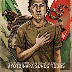 Ayotzinapa todos somos