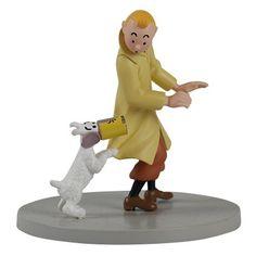 Plastic Coffret Tintin - Ottokar's Sceptre - Tintin