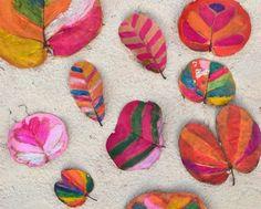 10 fresh and inspiring fall leaf crafts for kids Fall leaf crafts ...