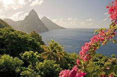 Saint Lucia Caribe