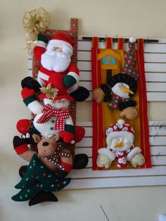 - Christmas Projects, Christmas Time, Xmas, Felt Crafts, Crafts To Make, Felt Ornaments, Christmas Ornaments, Christmas Decorations, Holiday Decor