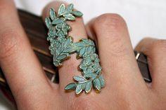 i like elaborate rings