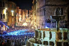 Jazzin' Time_Umbria Jazz 2013_@Piazza Iv Novembre@DJ Ralf