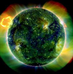 Image from NASA's Solar Dynamics Observatory