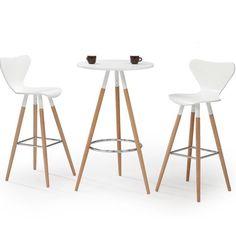 table de salle manger 3 personnes jimi la redoute interieurs interior decor pinterest. Black Bedroom Furniture Sets. Home Design Ideas