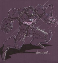 """Shockwave"" Transformers"