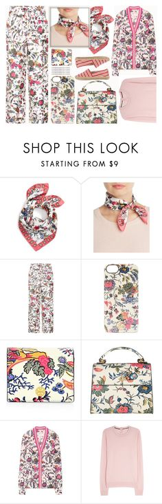 """""""Summer  to  Fall"""" by shoaleh-nia ❤ liked on Polyvore featuring Tory Burch"""