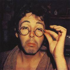 Paul McCartney, too cute