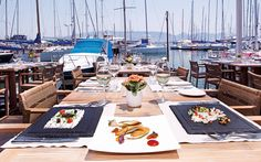 Varoulko Seaside by Chef Lefteris Lazarou