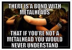 heavy metal metalhead | Already have an account? Log in now