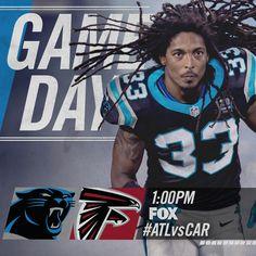 GAMEDAY! #ATLvsCAR