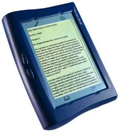 1995 - My first eReader  I love reading, and I' a sucker for a useful bit of technology. So when this electronic book reader came out in the late 1990s, I was one of the first people to buy one. Weighing in at 2 pounds, with backlighting, I loved it - my wrist, however, protested! Electronic Books, I Love Reading, Book Reader, 1990s, Technology, My Love, People, Tech, Tecnologia