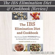 The IBS Elimination Diet and Cookbook by @pcatsos If youre looking to follow the low FODMAP diet from a book then this is the one that I suggest you check out. Its got everything you need to follow the low FODMAP diet from start to finish. In this article I tell you all about why I think its so good so you can decide if its the right approach for you.  Link to article in profile see Latest blog on IBS or FODMAPs. . . . . #lowFODMAP #lowFODMAPdiet #FODMAP #fodmapfriendly #glutenfree…