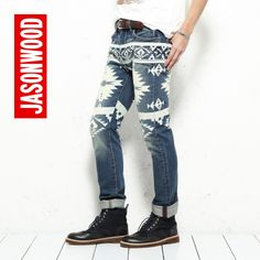 JASONWOOD Slim Korean version of the influx of men jeans  http://www.alsotao.com/product/ANDYzODk0Mzg4NDQ%3d/jasonwood-stick-to-span-classhmy-span-feet-slim-korean-version-of-the-influx-of-span-classhmen-cowboy-pants-span-1241653212-printing