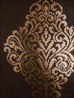 Lux Brown Foil Damask Wallpaper 254220748 by Kenneth James Wallpaper. Take an additional off all wallpaper and fabric! Transitional Wallpaper, Book Names, Damask Wallpaper, Pattern Names, Mosaic, Sparkle, Brown, Fabric, Pink