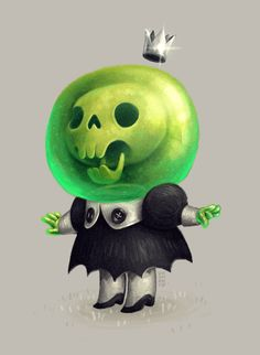 Slime Princess... by HatBoy.