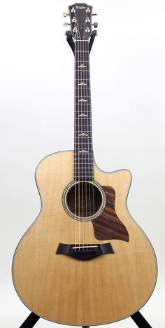 Taylor 616CE Grand Symphony Cutaway Acoustic Electric Guitar