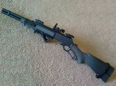 Weapons Guns, Guns And Ammo, Tactical Rifles, Firearms, Shotguns, Marlin Lever Action Rifles, Hunting Rifles, Hog Hunting, Military Guns