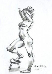 Image result for glen keane sketches