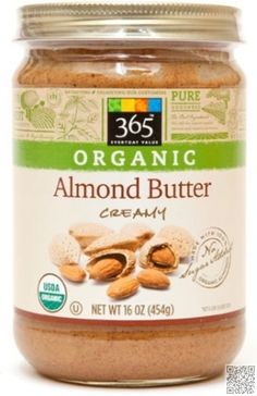 7. 365 #Brand Almond Butter - 9 Best #Brands of Almond Butter to Give a Try ... → Food #Almond