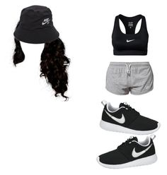 """""""Untitled #99"""" by asiaj5976 on Polyvore featuring NIKE"""