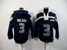 Men's Nike NFL Seattle Seahawks #3 Russell Wilson 2015 New Navy Hoodie http://www.wholesalejerseyclearance.com/nfl-seattle-seahawks_gc161_1_15.html
