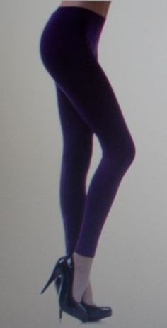 "Women's Footless Elastic Leggings- Purple(BRAND NEW) in Lady_Angel_Kollection's Garage Sale in tampa , FL for $5.00. Long leggings go perfect with nearly any outfit. Wear them under long tops, dresses, or as your substitute for jeans. Also great when engaging in sport activity. Provides Flexibility and Comfort. Size Measurements: Unstretch 25"" inches, Fully Stretch 37"" inches, Length 32"" inches.I can send this item via USPS or you can come pick it up in person.All items that I am selling o…"