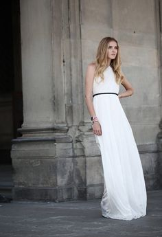 Long dress  , Maria Lucia Hohan in Dresses