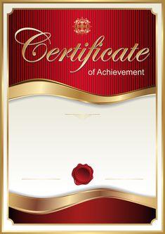 Free PSD certificate template | Design templates & freebies ...