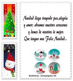 buscar dedicatorias par enviar en Navidad,descargar textos para enviar en Navidad por whatsapp: http://www.consejosgratis.net/frases-y-mensajes-de-navidad/