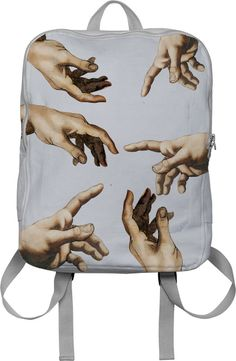 CREATION OF ADAM from Print All Over Me