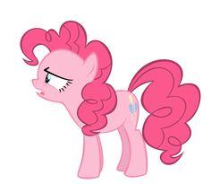 Pinkie Pie MLP:FiM Oh no you didn't by Alecza1234
