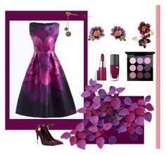 """Без названия #161"" by s-igma ❤ liked on Polyvore featuring Tom Ford, Clinique, Lancôme, Les Néréides and MAC Cosmetics"
