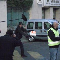 Montpellier accueil le tournage du court-métrage Fils