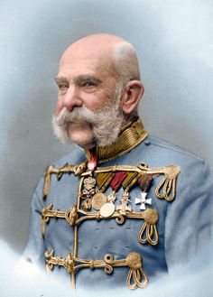 Franz Joseph, also called Francis Joseph, emperor of Austria and king of Hungary who divided his empire into the Dual Monarchy,. Vintage Dance, Age Of Empires, Young Baby, Austro Hungarian, World War One, European History, Kaiser, Dance Music, Origins