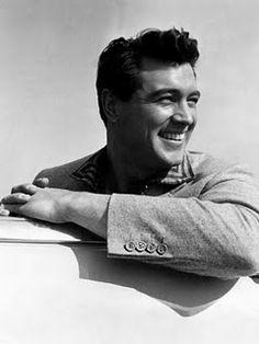 Rock Hudson (Roy Harold Scherer Jr.) Born Nov. 17, 1925 Died Oct. 2, 1985 at age 59 of AIDS.