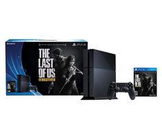 PS4 The Last of Us™ Remastered Bundle