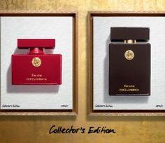 The One de Dolce & Gabbana, une édition collector pour les fêtes http://journalduluxe.fr/dolce-gabbana-the-one-collector/