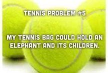 tennis problems #tennishumor