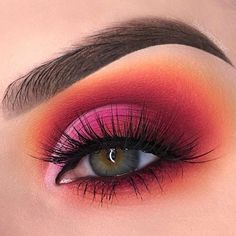 make up Here are the best Summer Makeup Trends for These Summer Makeup looks will give you ideas on how to do your makeup for summer which are effortless. Makeup Eye Looks, Eyeshadow Looks, Pretty Makeup, Eyeshadow Makeup, Beauty Makeup, Eyeshadows, Glitter Makeup, Beauty Tips, Awesome Makeup